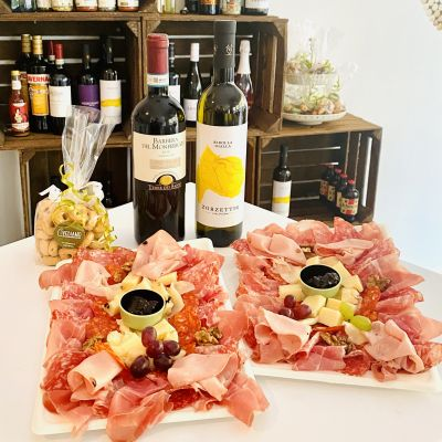 Antipasti Paket © Civediamo Wine Trade