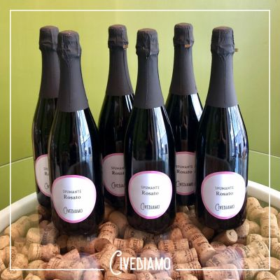 Spumante Rosato, 6er-Kombination | Shop © Civediamo Wine Trade e.U.